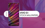 Vivo S1 Stock wallpapers