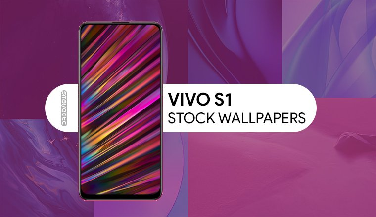 Vivo S1 Stock wallpapers