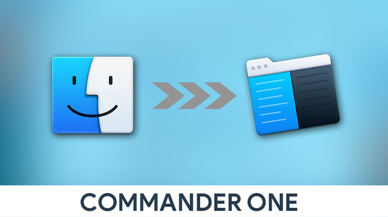 Commander One   FTP File Manager   Finder Replacement