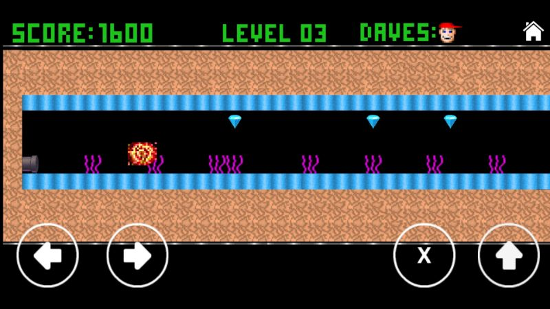 Dangerous Dave game android