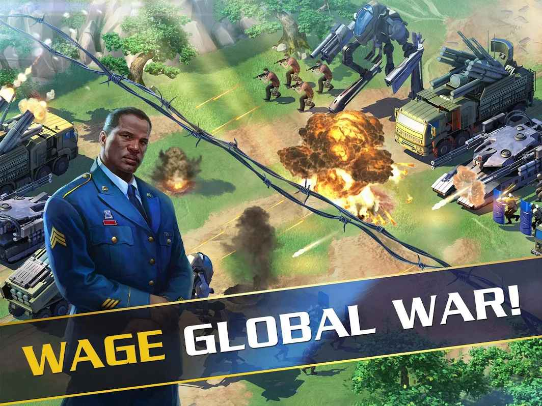 Best War Games For Android 2019