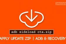 How to Fix Status 7 Error While Installing OTA Update or Custom ROMs