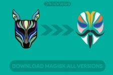 download magisk zip and magisk manager apk