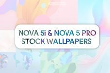 Nova 5 Pro wallpapers