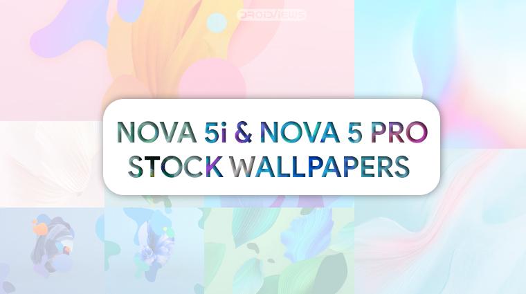 Nova 5 Pro wallpapers