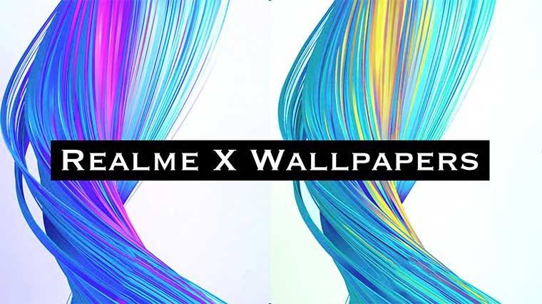 Realme X Stock Wallpapers (9 Full HD+ Walls) - Download | DroidViews