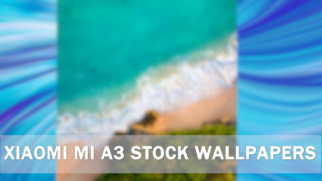 Xiaomi Mi A3 wallpapers