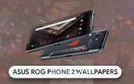 ROG Phone 2 spectrum wallpaper