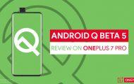 OnePlus 7 Pro Android Q Beta