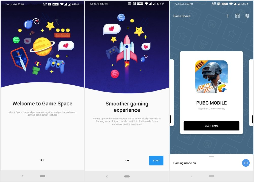 Install Game Space on OnePlus Devices (Oxygen OS 9 5 x