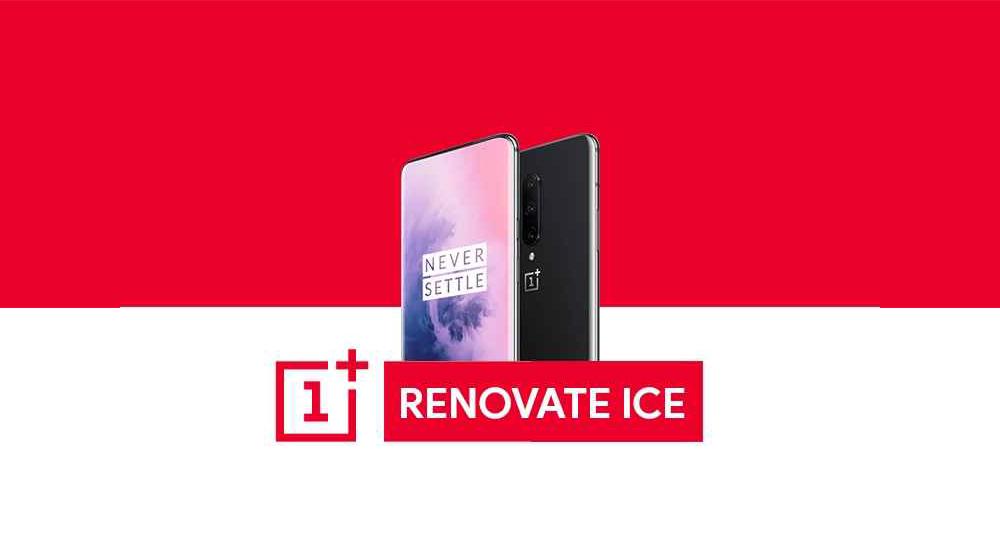 Renovate Ice ROM OnePlus 7 Pro