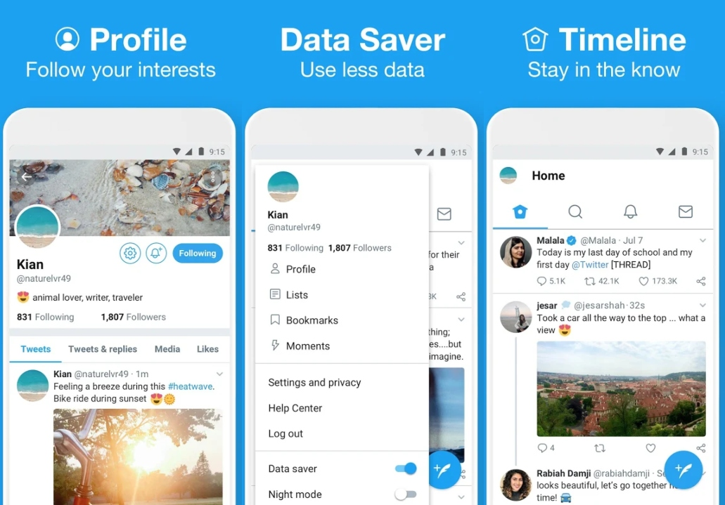 Twitter Progressive Web App