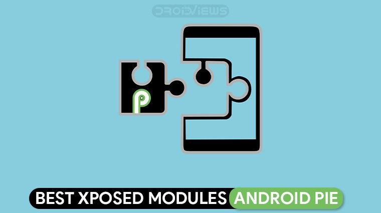 best xposed modules pie