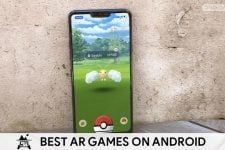 best augmented reality games android