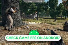 KFMark FPS Checker on Android