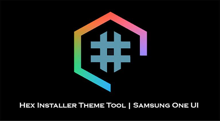 hex installer one ui theme