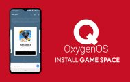 oxygen os 10 game space