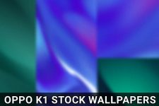 oppo k1 stock wallpapers featured image