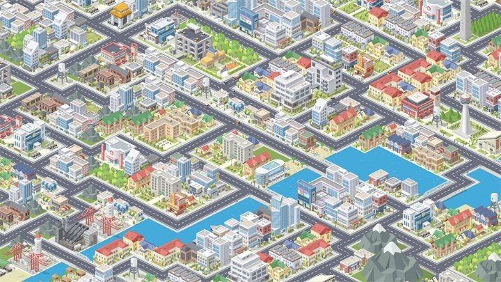Pocket City offline game android