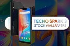 Tecno Phantom 9 Stock Wallpapers
