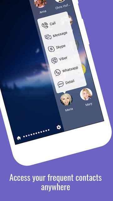 Edge Screen app switcher