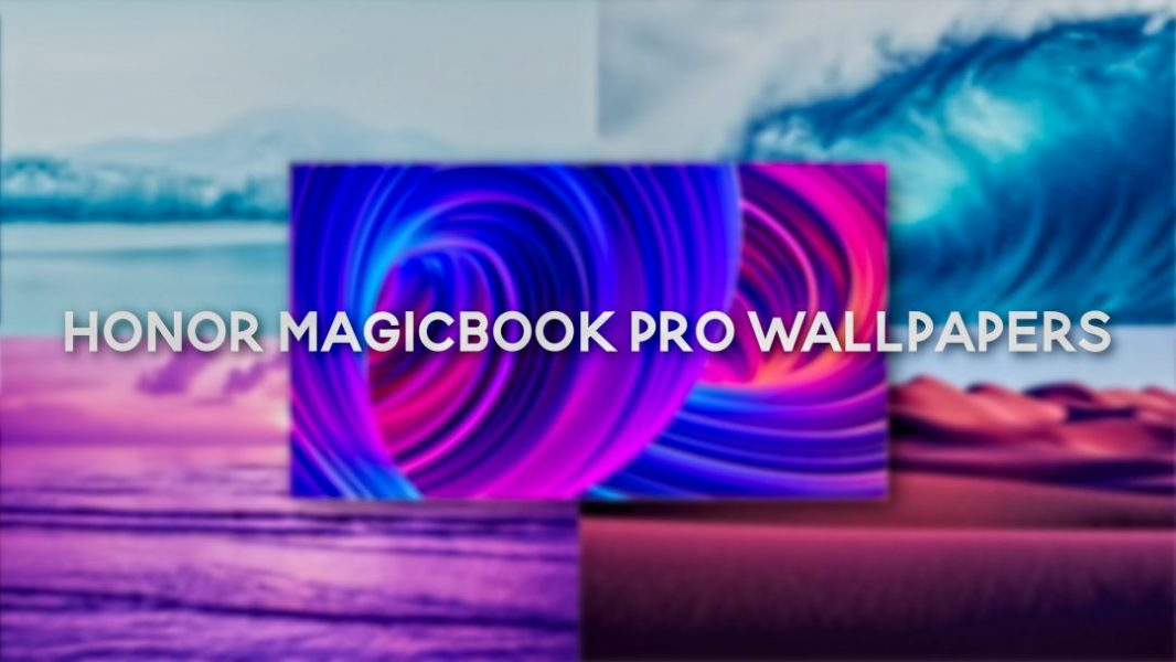 honor magicbook pro wallpapers