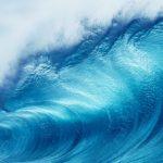 honor magicbook pro ocean wallpaper
