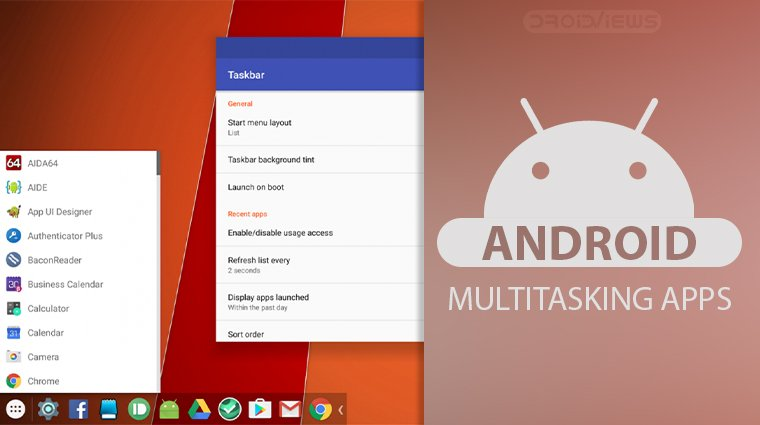 best multitasking apps android