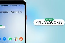 pin live score android screen