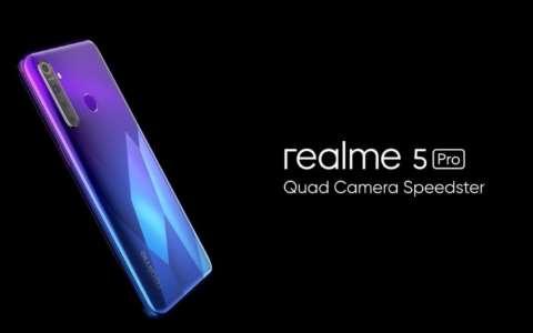 realme 5 pro poster image