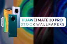 Huawei Mate 30 Pro wallpapers