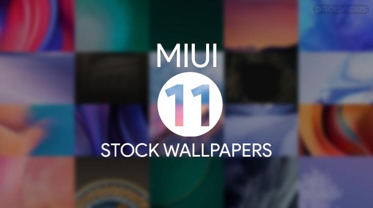 miui 11 wallpapers