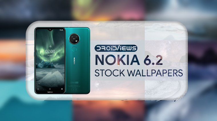 Nokia 6.2 wallpapers cover