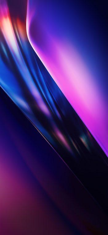 OnePlus 7T blue wallpaper