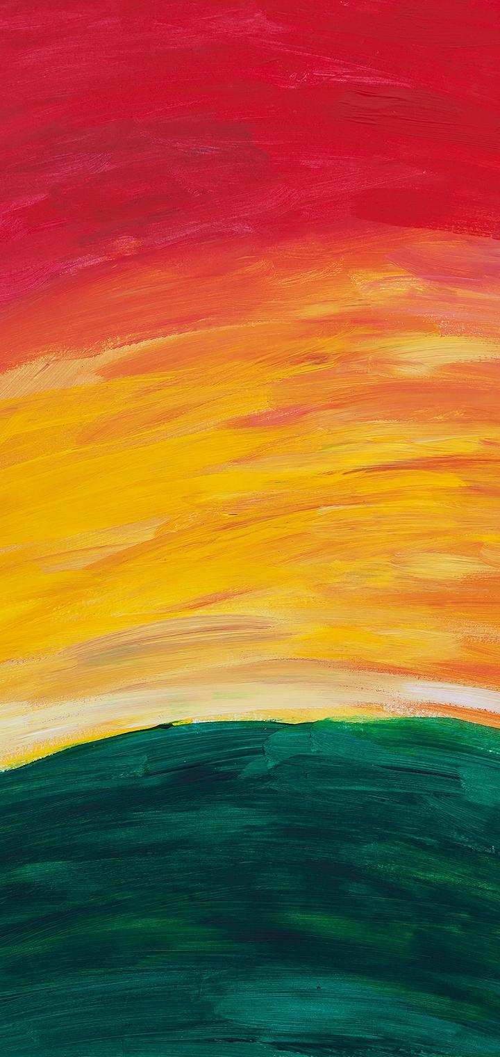 reno 2z tri-color wallpaper