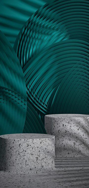 galaxy a20s green shaft wallpaper