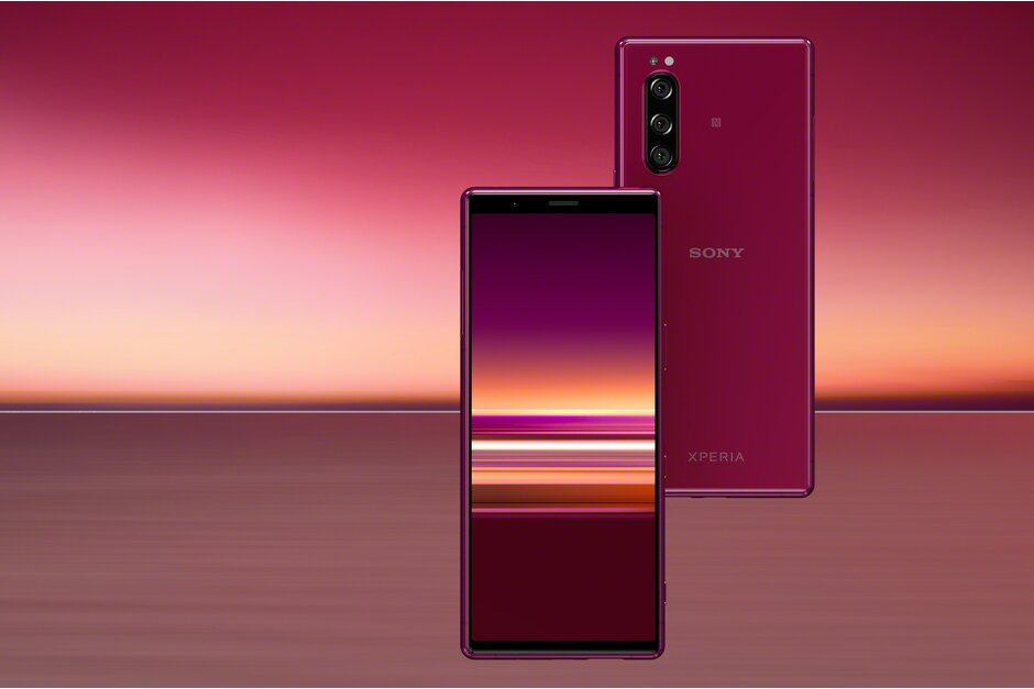 Sony Xperia 5 Wallpapers (10 Full HD+ Wallpapers)