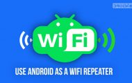 android wifi repeater
