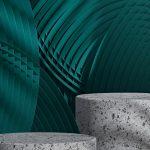 Galaxy A90 5G green wallpaper