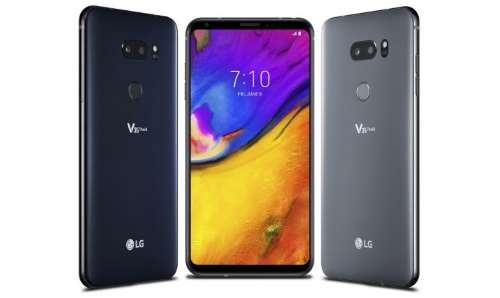 Lg V35 Thinq Stock Wallpapers Qhd Download Good To Seo