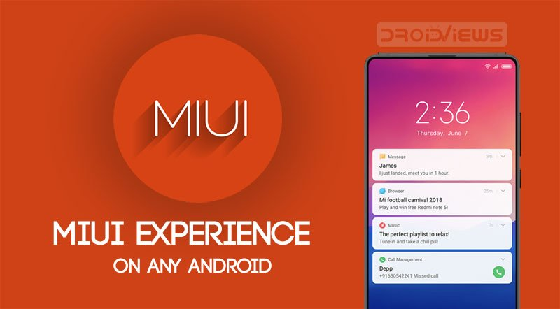 miui on any android device