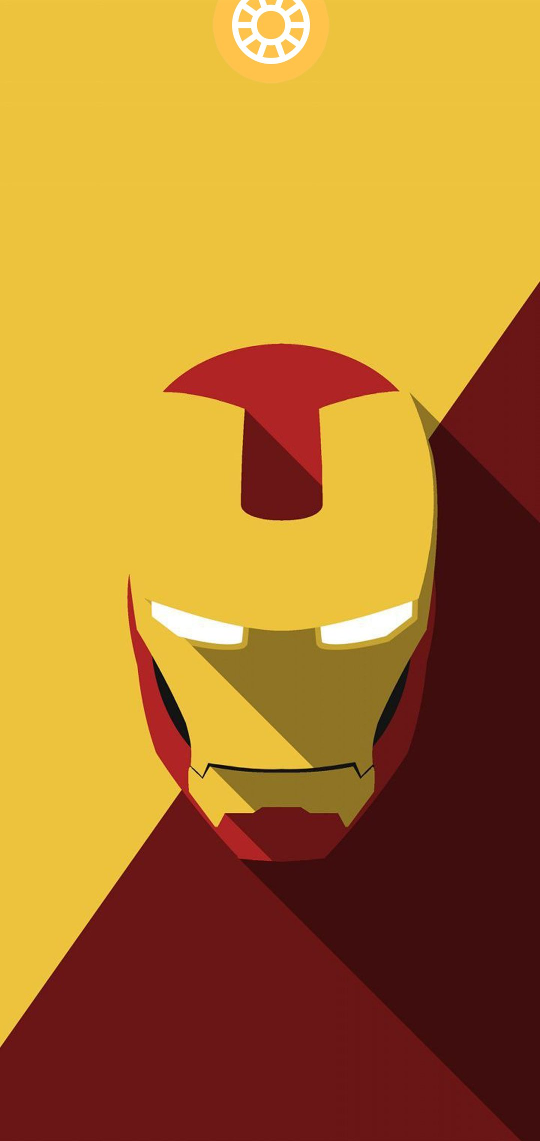 material iron man wallpaper