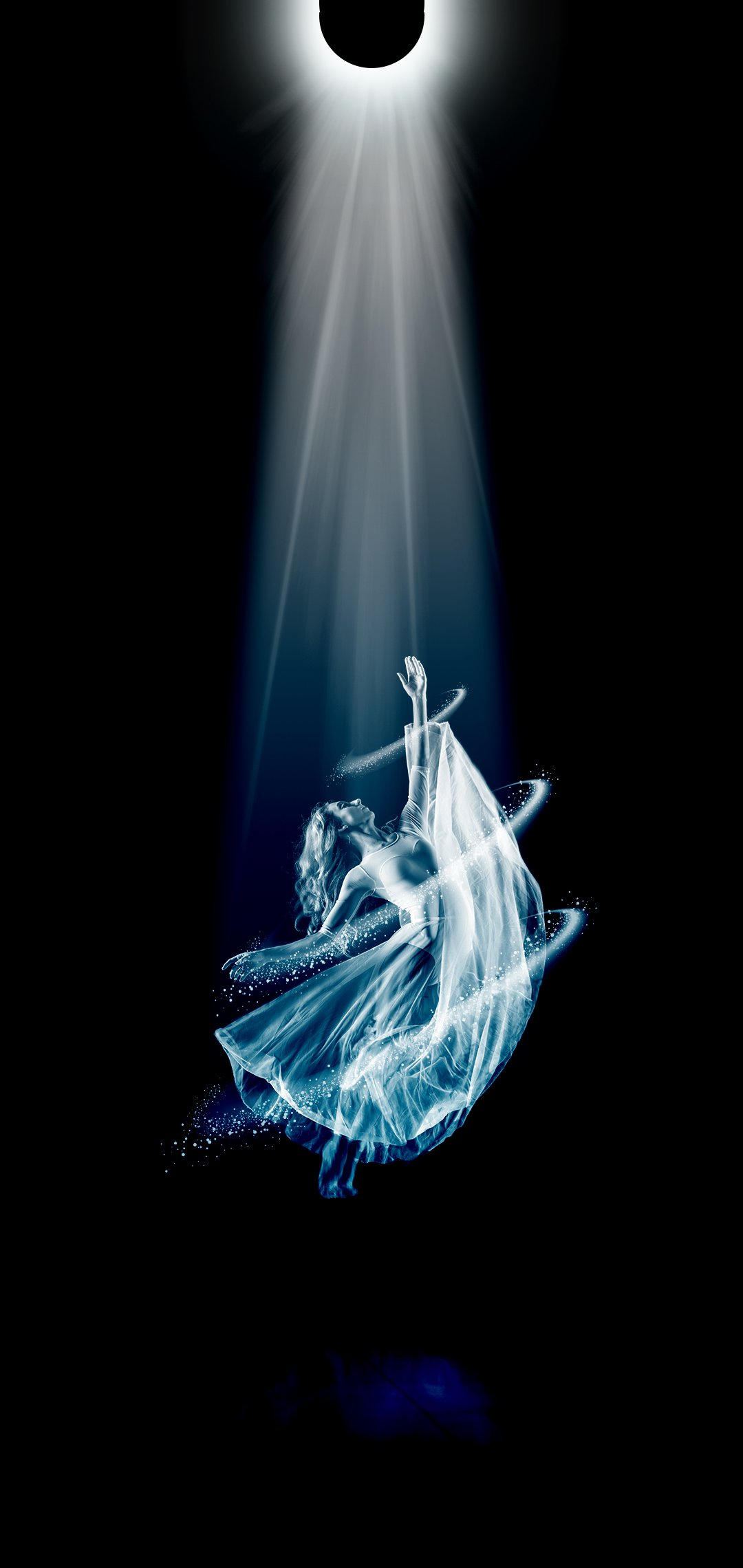 light dance wallpaper