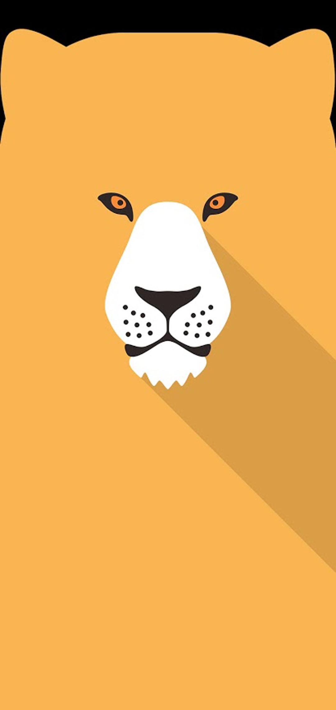 tiger caricature wallpaper
