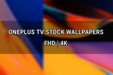 oneplus tv stock wallpapers featured image
