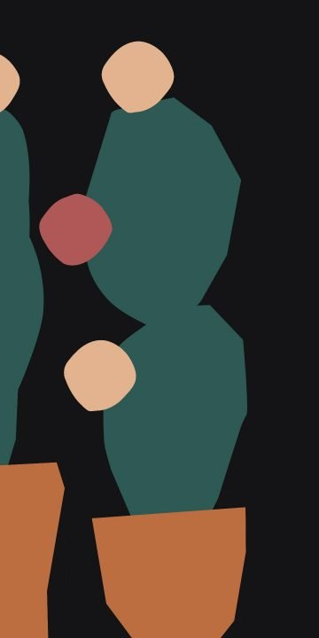pixel 4 garden v3 wallpaper