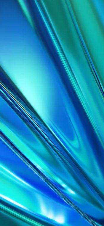 realme xt blue liquid wallpaper