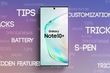 galaxy note 10 tips