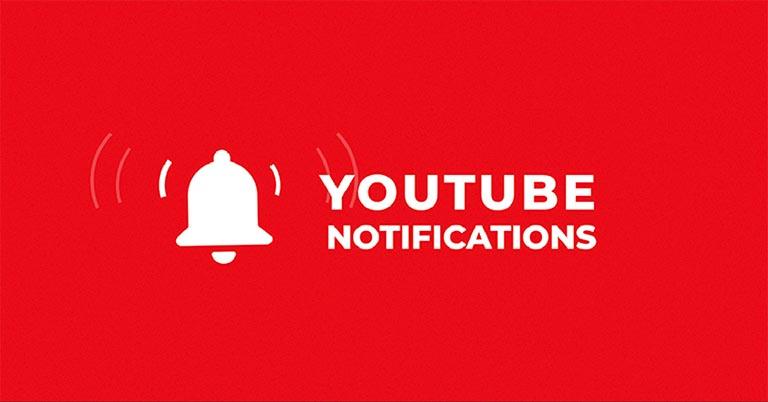 schedule youtube notifications