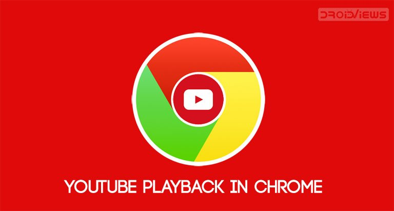 YouTube Playback controls in chrome